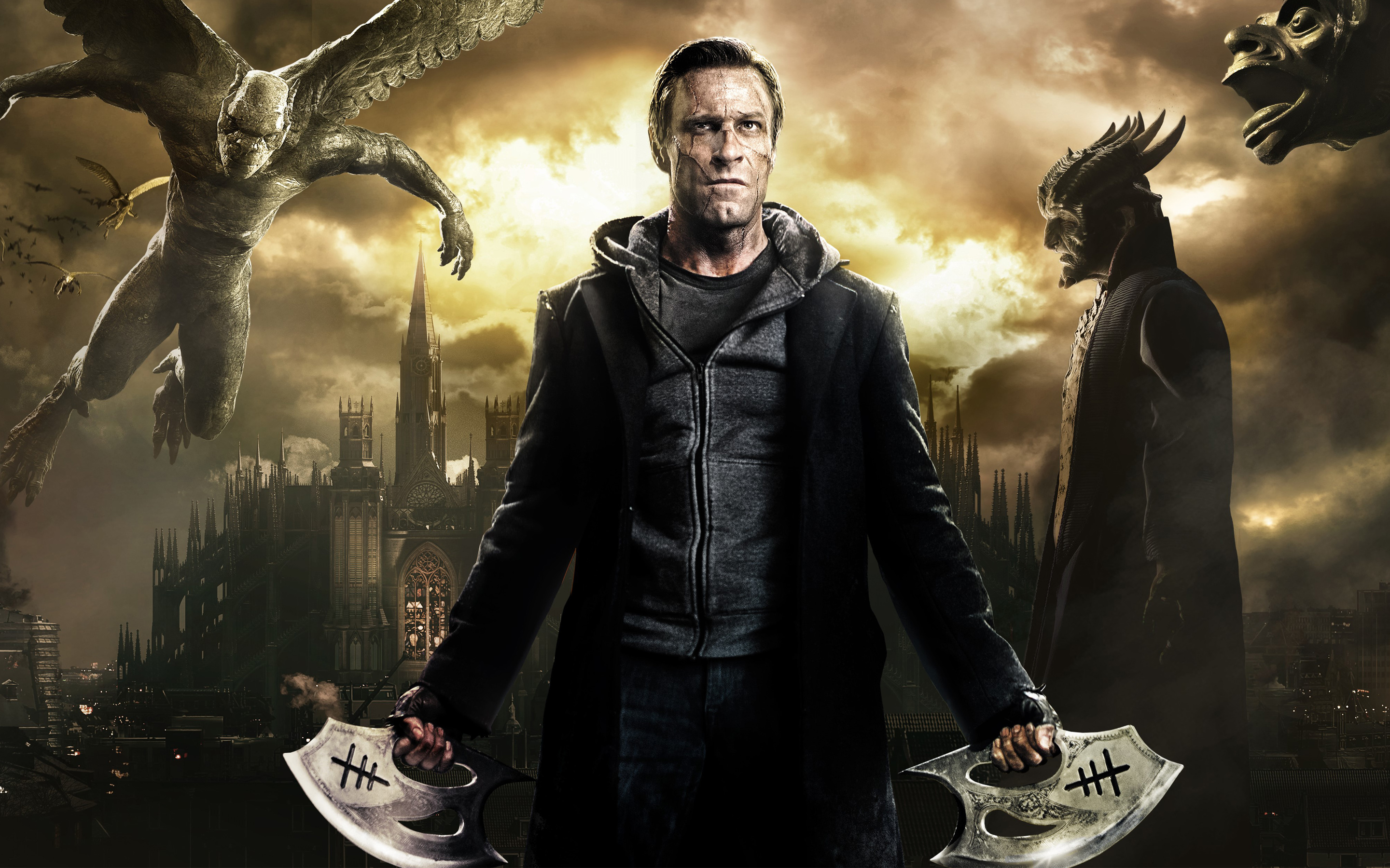 13 i, frankenstein hd wallpapers | background images - wallpaper abyss
