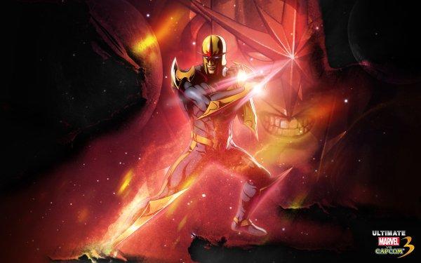Comics Nova Richard Ryder Nova Prime HD Wallpaper | Background Image