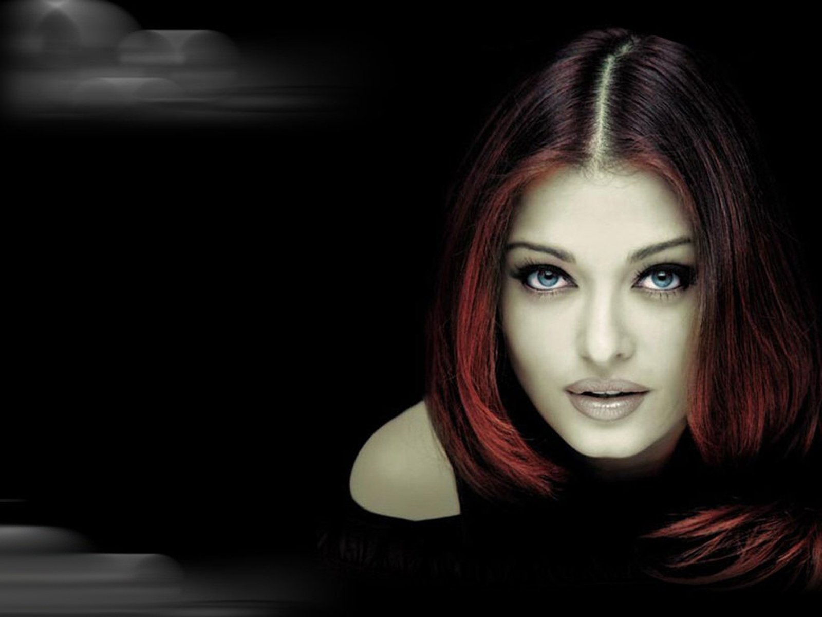 Celebrity - Aishwarya Rai  Eye Wallpaper