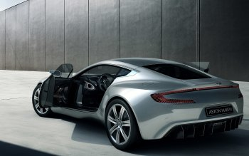 Vehículos - Aston Martin One-77 Wallpapers and Backgrounds ID : 61917