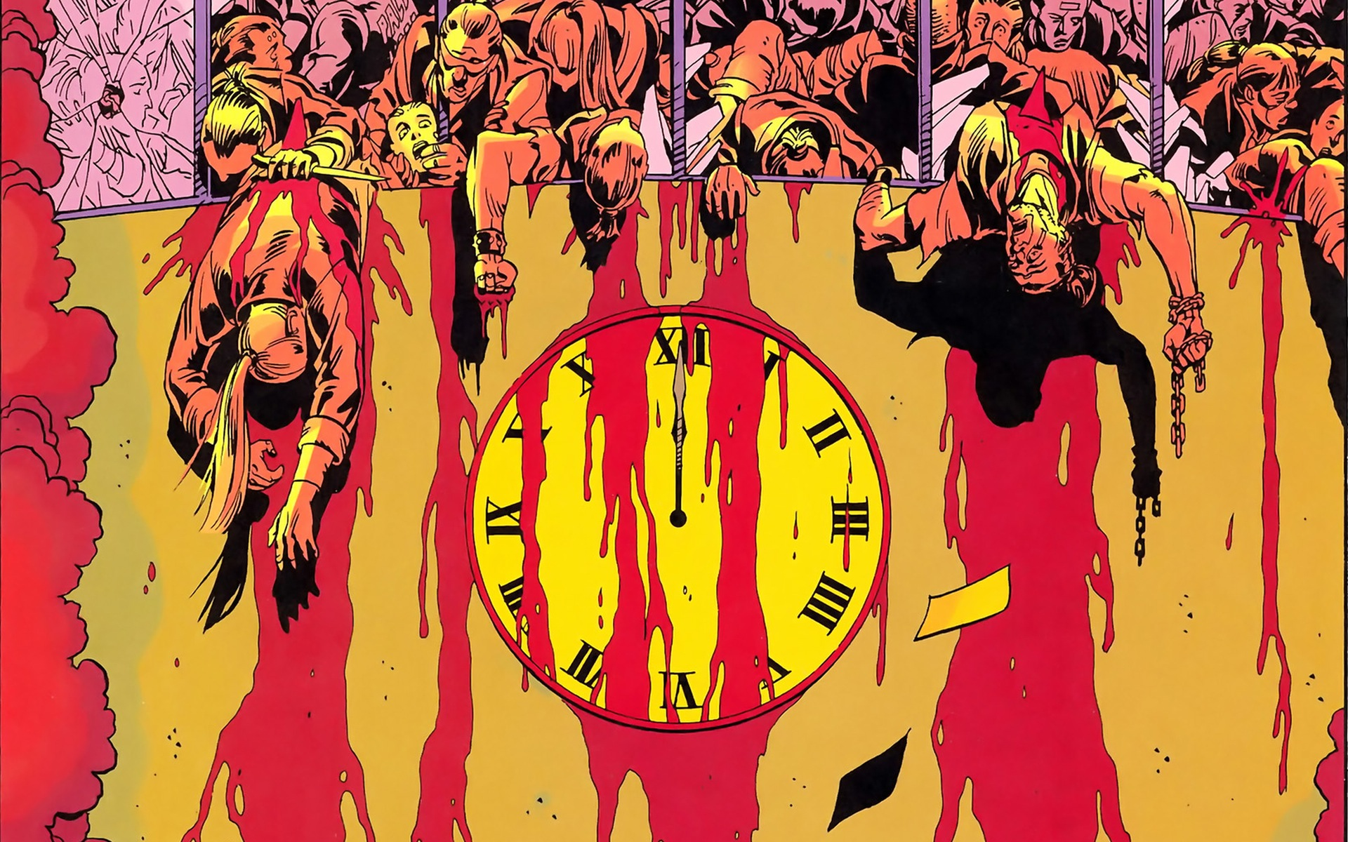 Doomsday Clock Full HD Wallpaper and Background Image ...