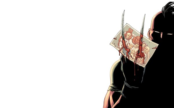 Comics Daken Franklin Richards Thing Reed Richards Johnny Storm Susan Storm HD Wallpaper | Background Image