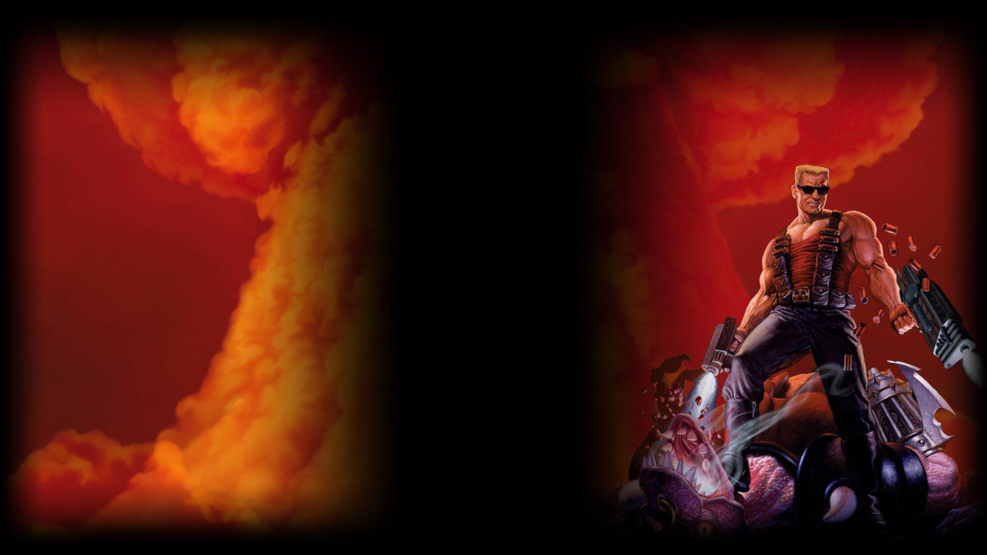 Duke Nukem 3D Megaton Edition Full HD Wallpaper And Background