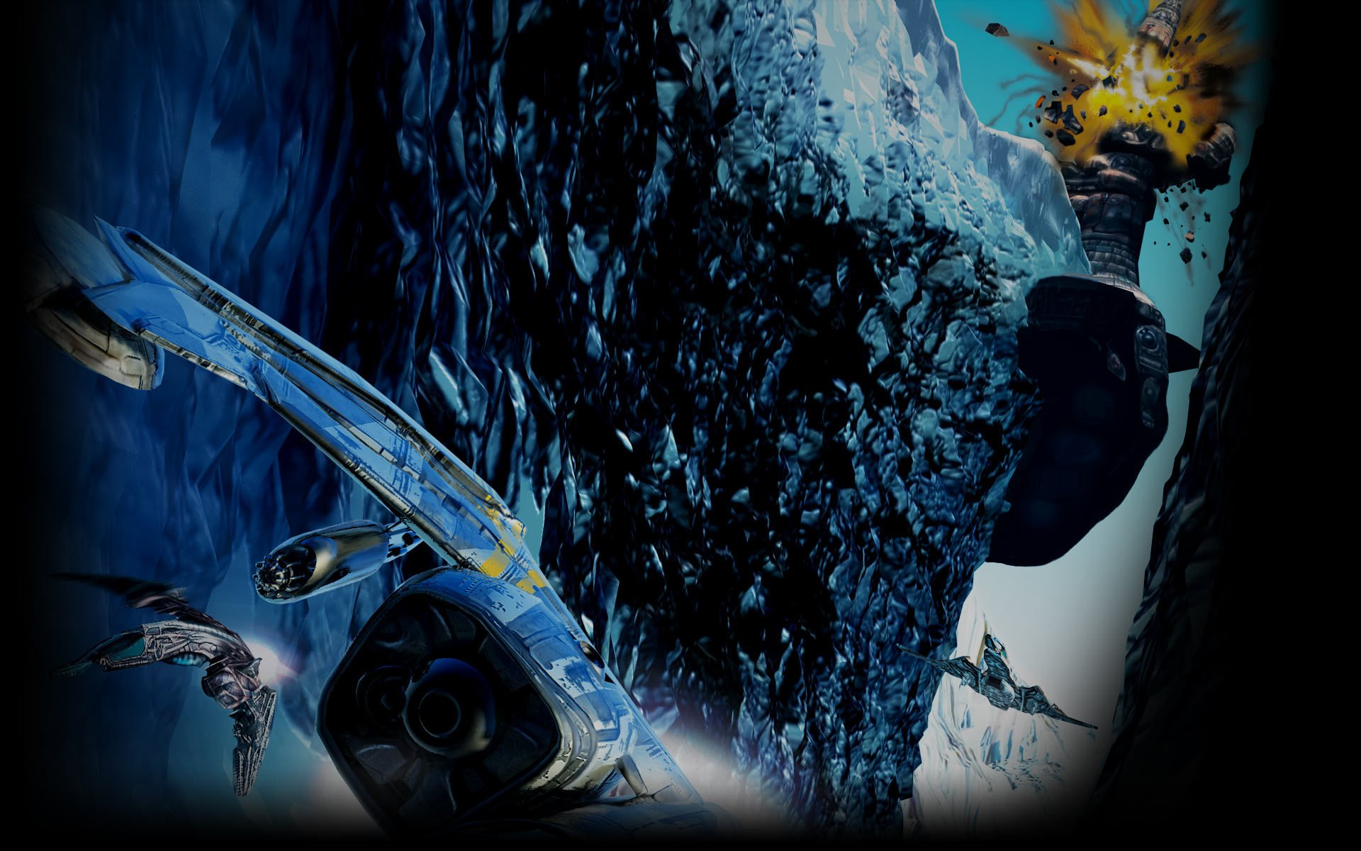 4 Echelon: Wind Warriors HD Wallpapers