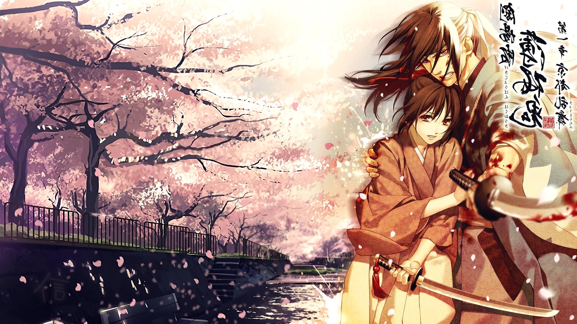 Anime - Hakuouki...A Beautiful Anime Girl