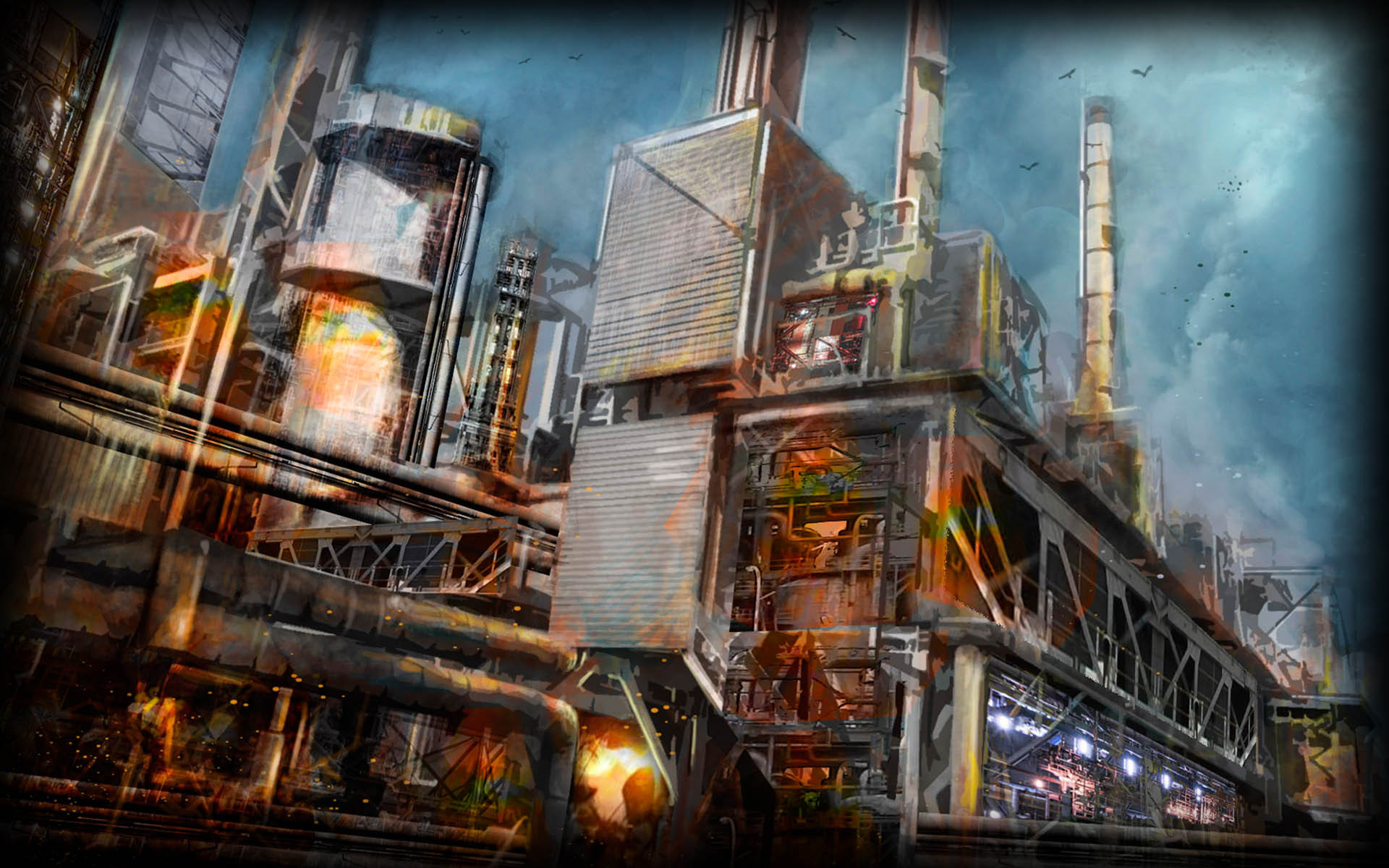 5 Industry Empire HD Wallpapers