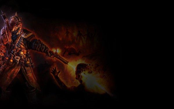 Video Game Grim Dawn HD Wallpaper   Background Image