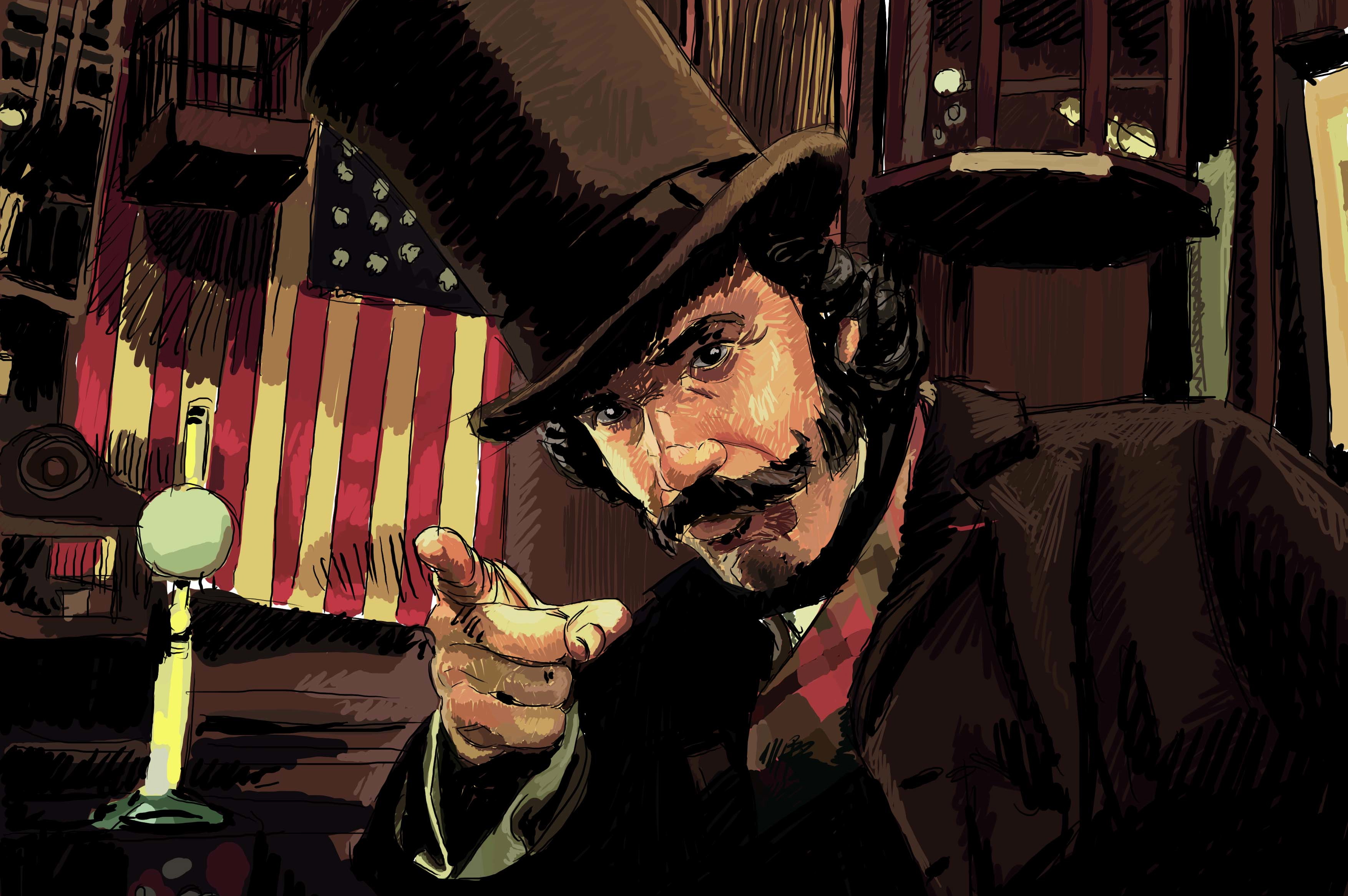 6 Gangs Of New York 2002 Hd Wallpapers Background Images