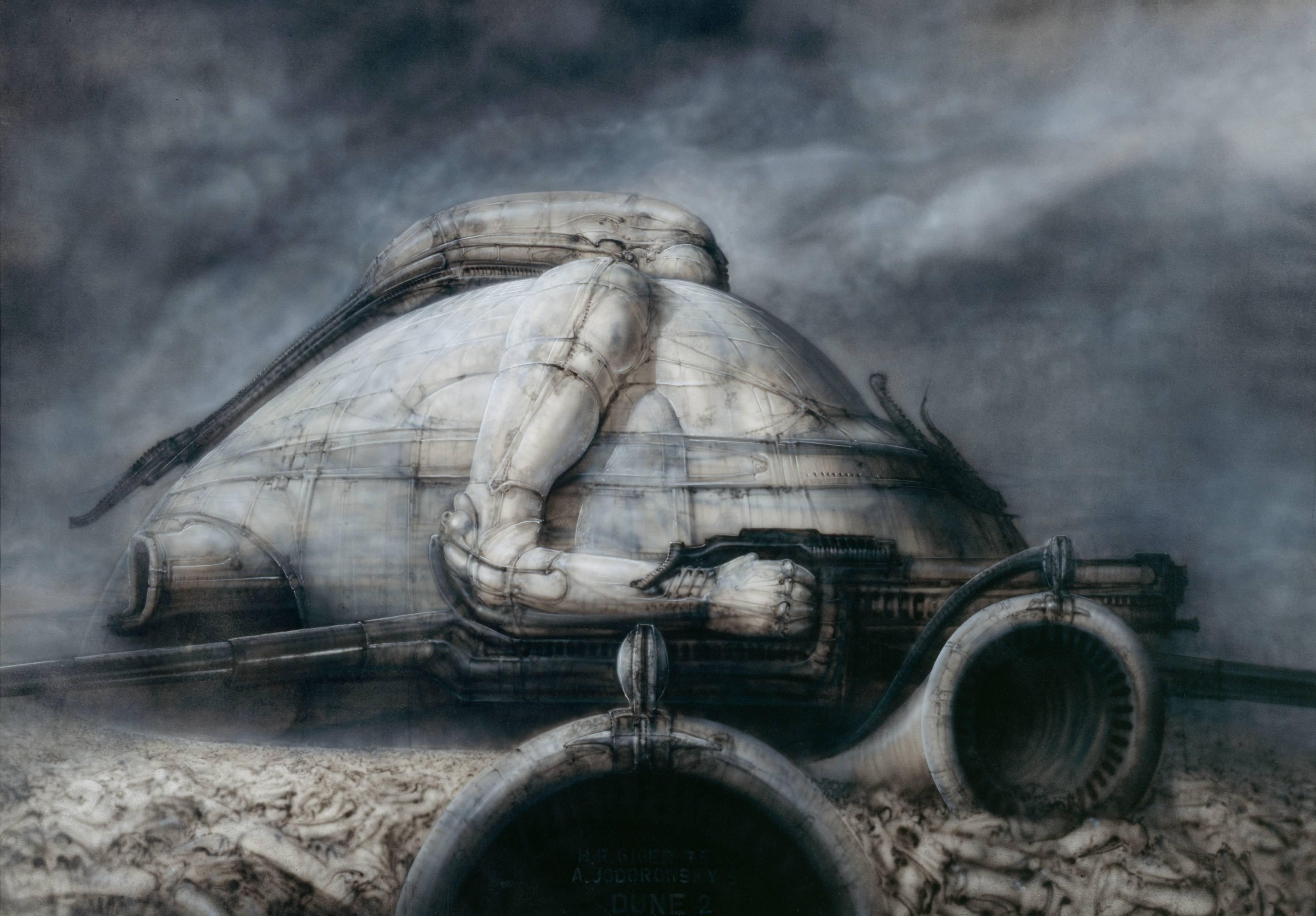 Jodorowskys Dune HD Wallpaper