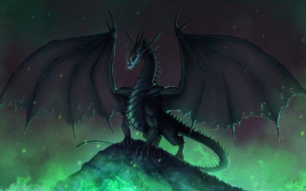 Fantasy Dragon HD Wallpaper   Background Image
