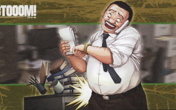 Anime Btooom! Kiyoshi Taira HD Wallpaper   Background Image