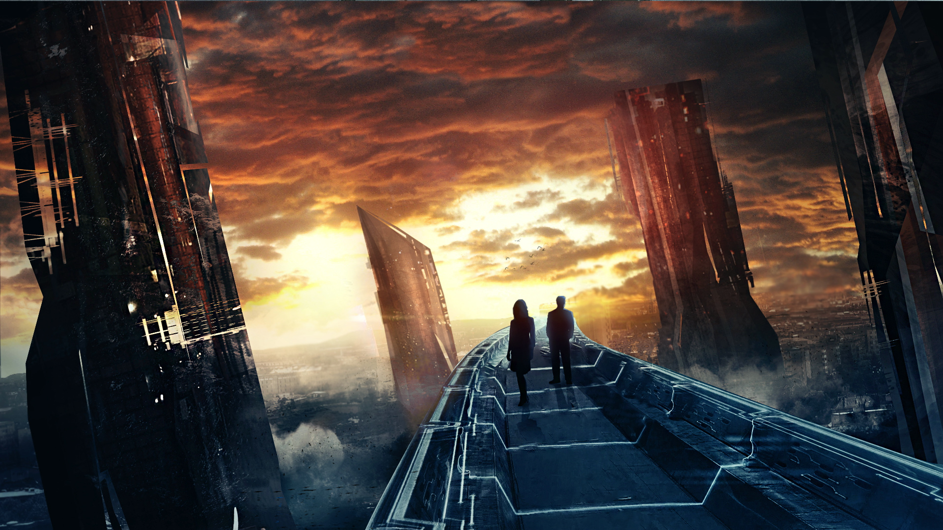 Cloud Atlas Full HD Wallpaper and Background | 1920x1080 ...