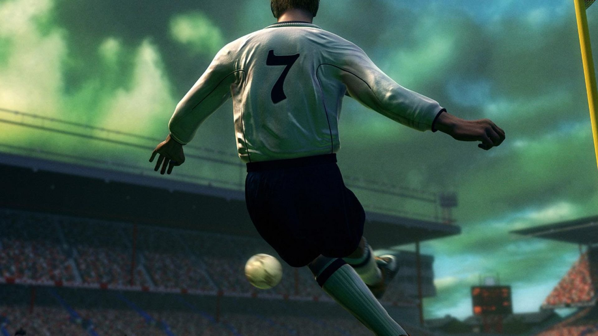 Soccer Wallpapers Backgrounds Pro: Pro Evolution Soccer 2 HD Wallpaper