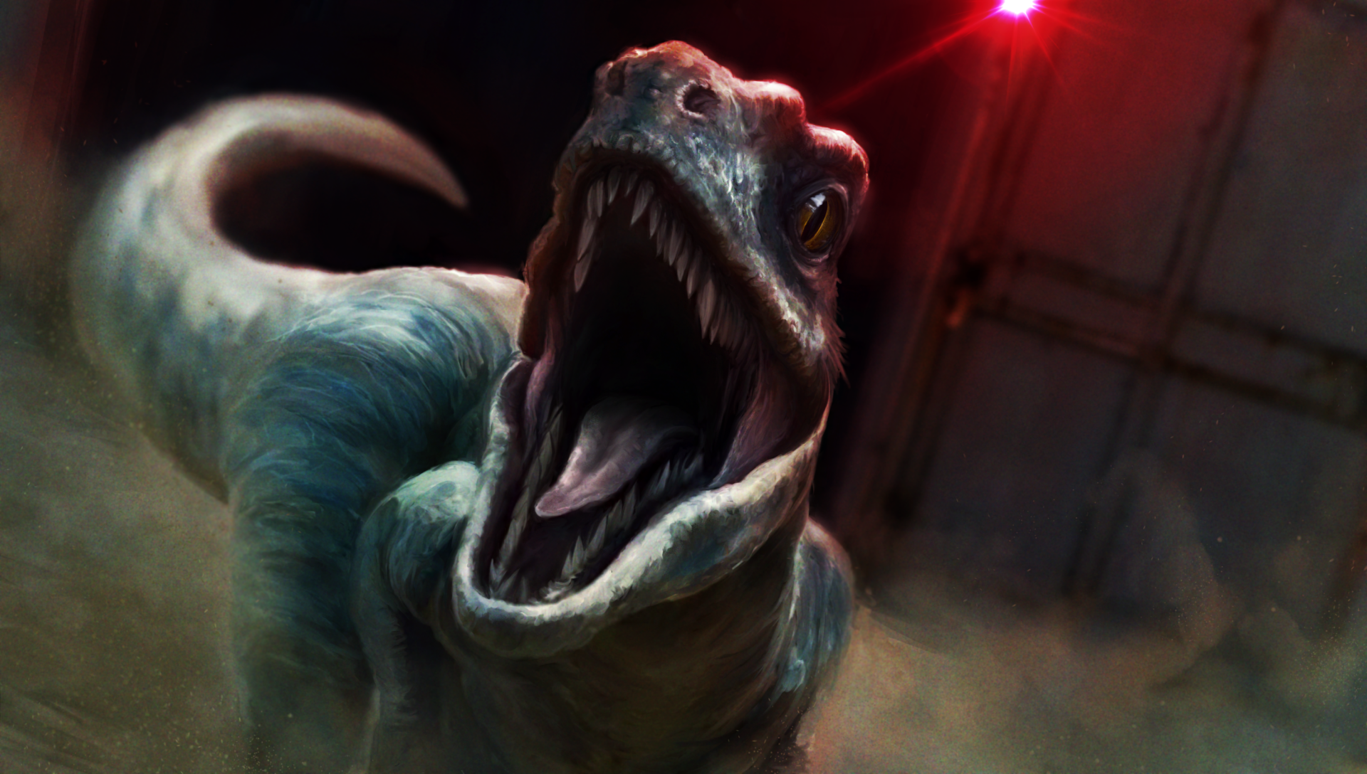 11 Velociraptor Hd Wallpapers Background Images Wallpaper Abyss