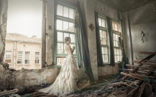Women Bride HD Wallpaper | Background Image