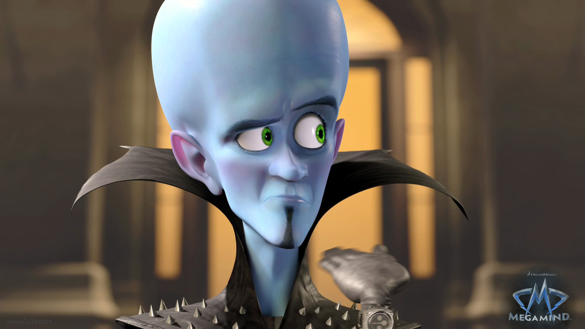 Megamind Full HD Wallpaper And Background Image