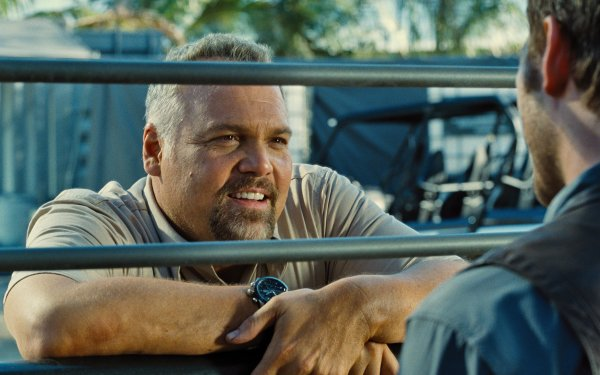 Movie Jurassic World Jurassic Park Vincent D'Onofrio HD Wallpaper | Background Image