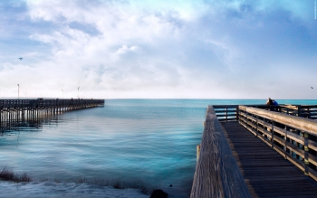 Man Made - Pier Wallpapers and Backgrounds ID : 63479