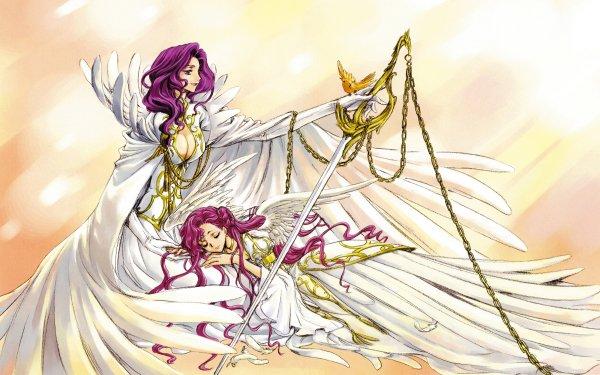 Anime Code Geass Cornelia Li Britannia Euphemia Li Britannia HD Wallpaper | Background Image