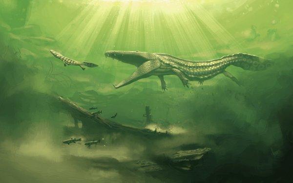 Animal Dinosaur HD Wallpaper | Background Image