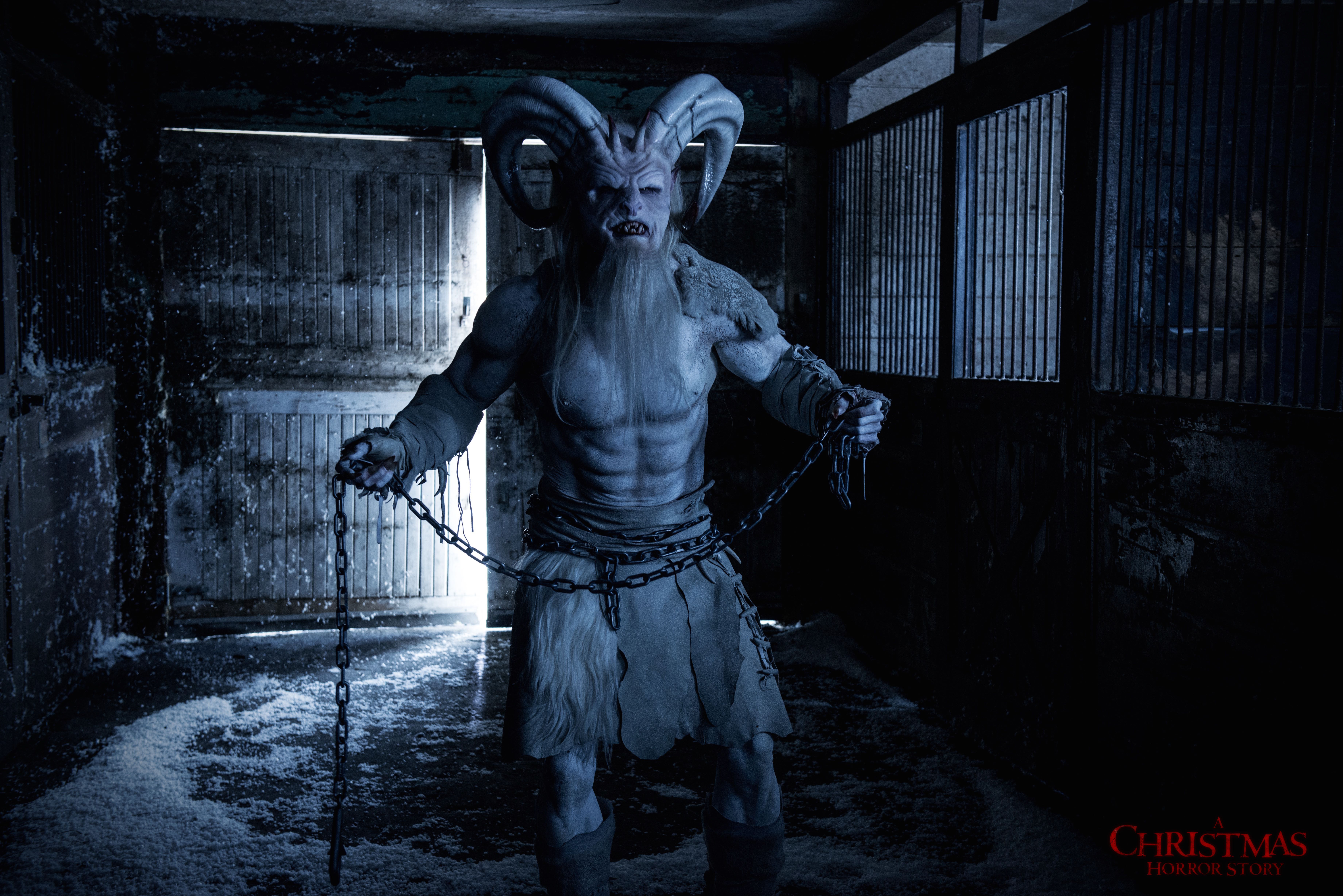 1 A Christmas Horror Story HD Wallpapers | Background ...