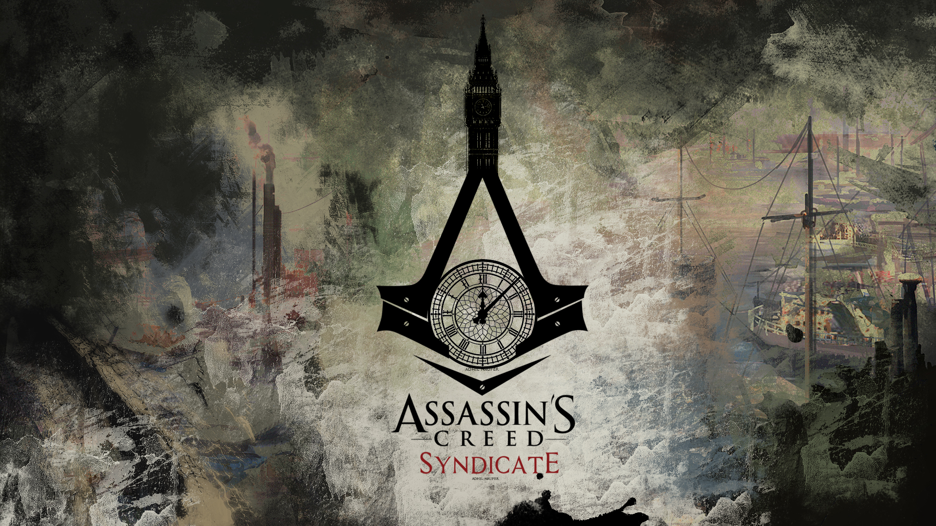 assassin's creed syndicate wallpaper full hd wallpaper and