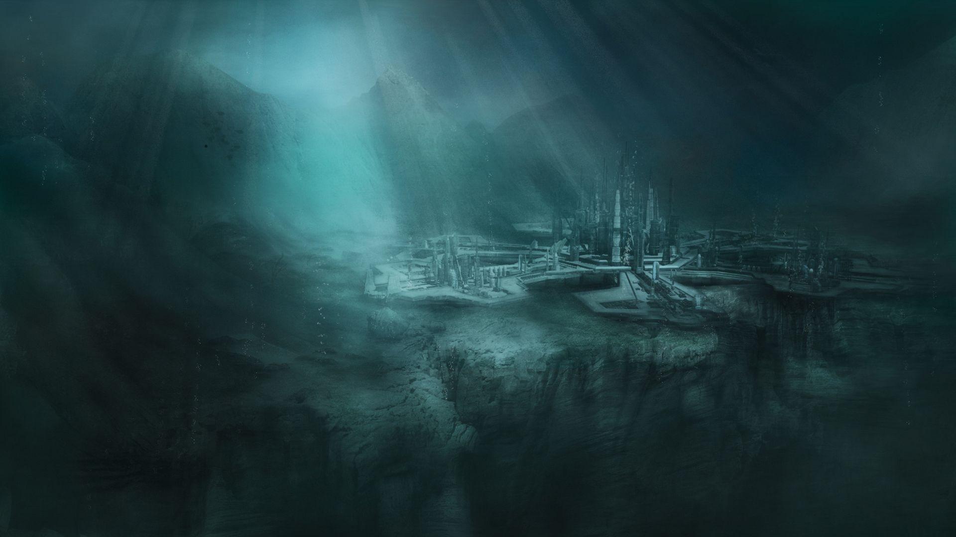 Stargate Atlantis Hd Wallpaper Background Image