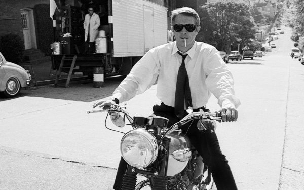 Celebrity Steve McQueen Actors United States HD Wallpaper | Background Image