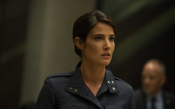 Movie Captain America: The Winter Soldier Captain America Cobie Smulders Maria Hill HD Wallpaper | Background Image
