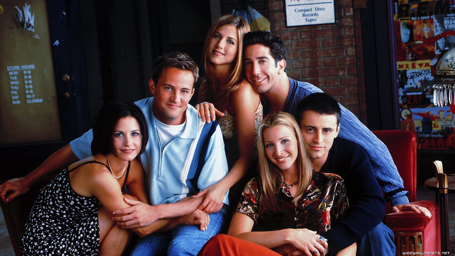 Friends Full HD Wallpaper And Background Image