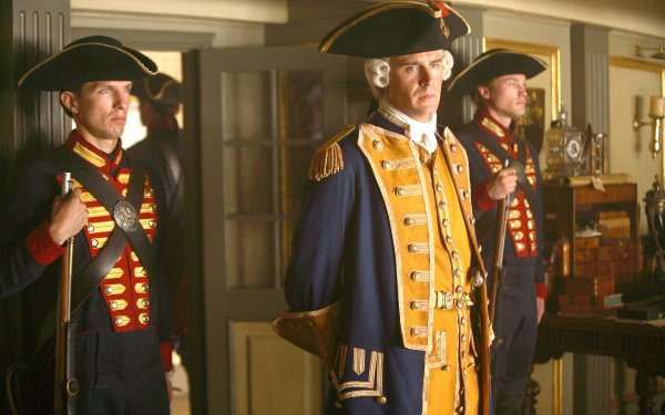 Movie Pirates Of The Caribbean: At World's End Pirates Of The Caribbean Jack Davenport James Norrington HD Wallpaper   Background Image