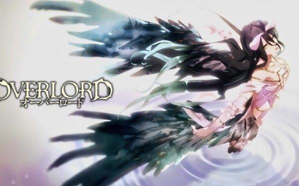 Anime Overlord Albedo Fondo de pantalla HD | Fondo de Escritorio