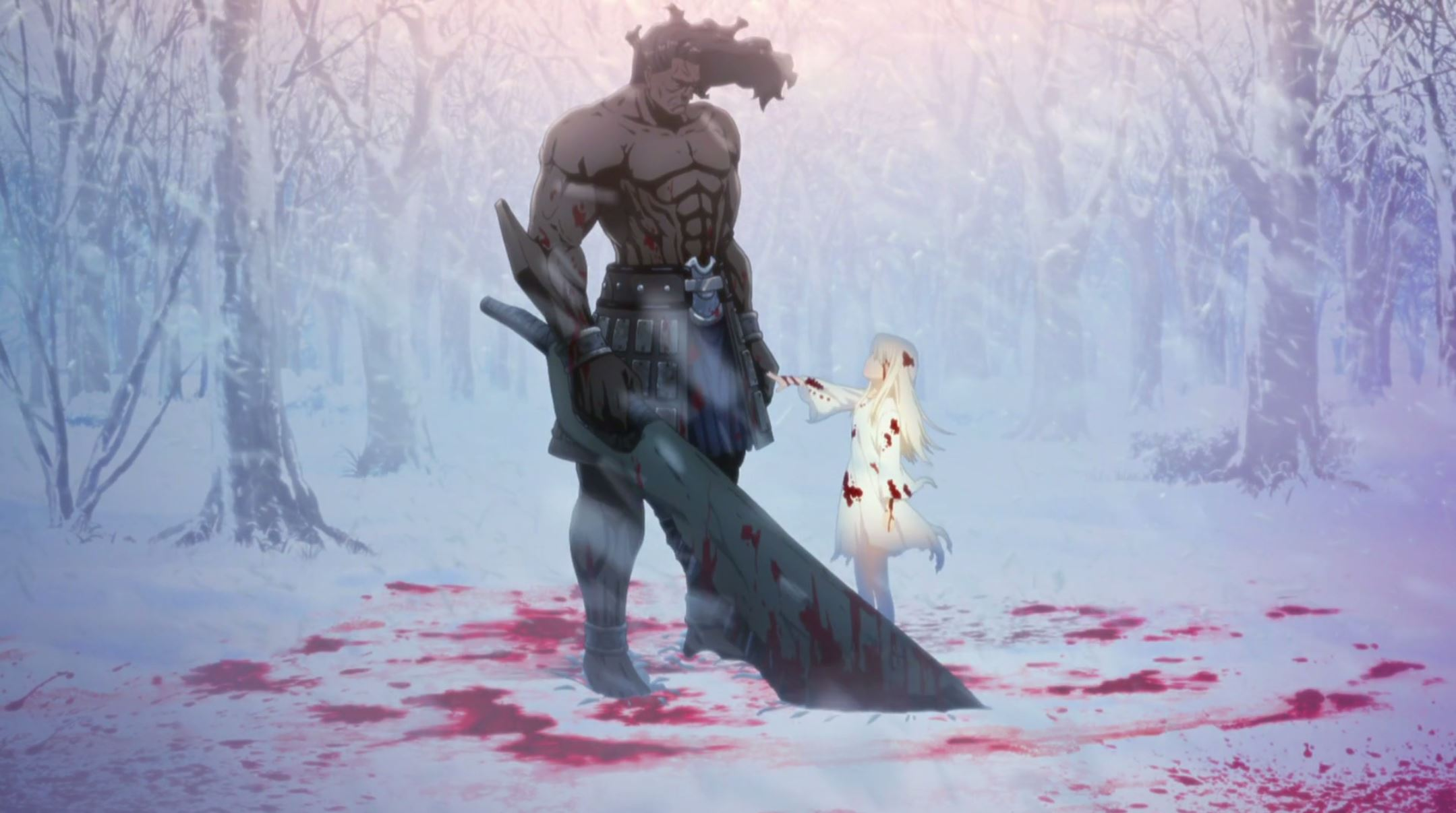 193 Fate Stay Night Unlimited Blade Works Hd Wallpapers