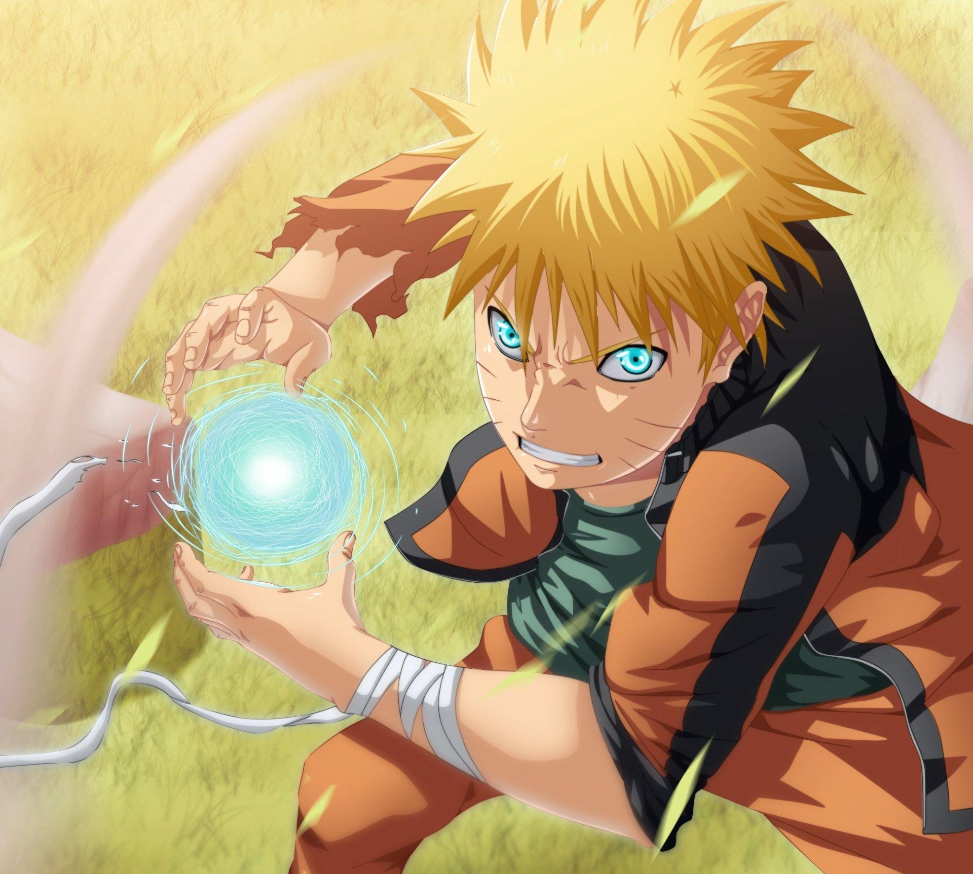 Naruto Uzumaki HD Wallpaper