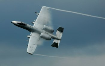 Militär - Fairchild Republic A-10 Thunderbolt II Wallpapers and Backgrounds ID : 64449