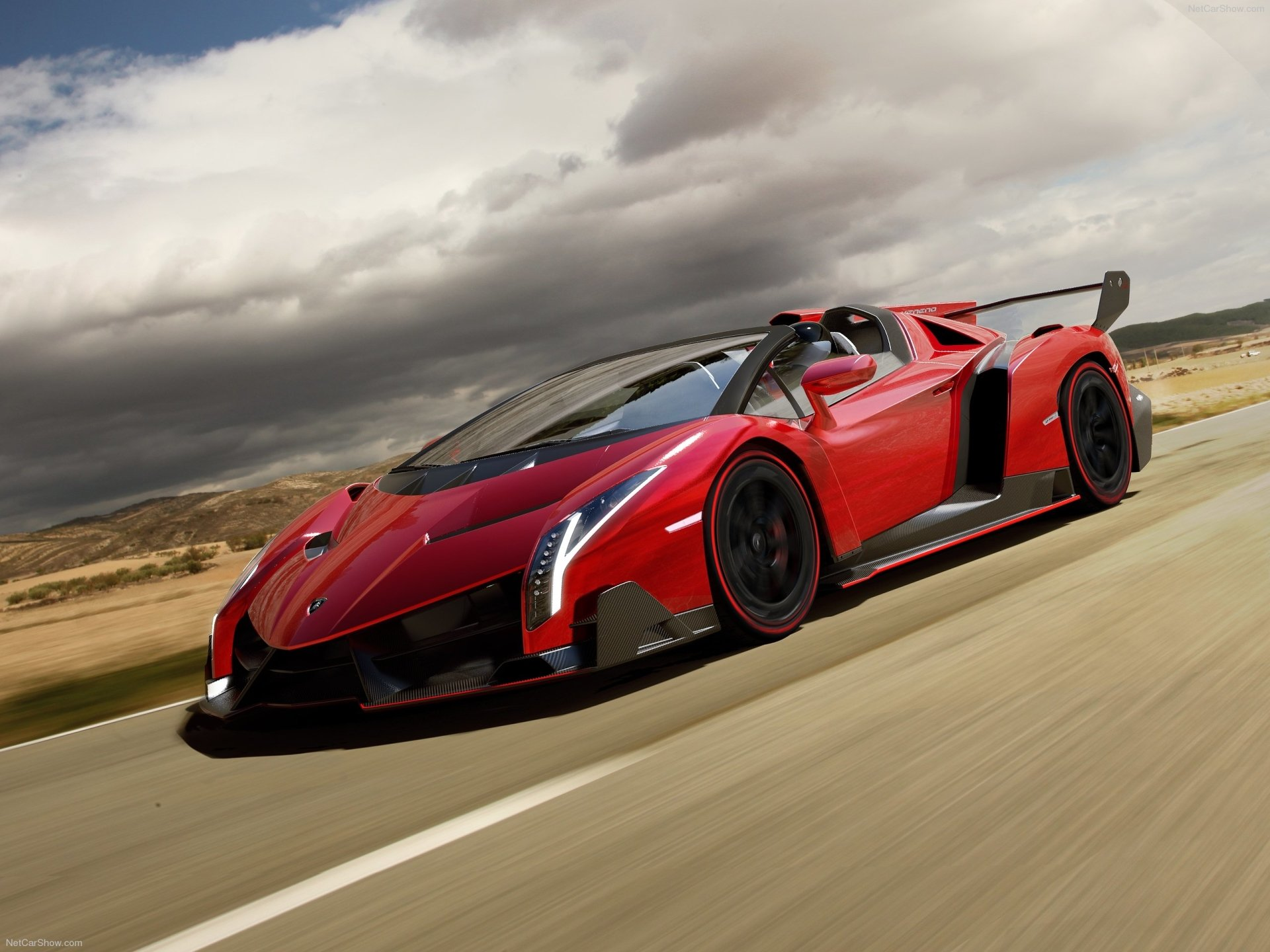 Vehicles - Lamborghini Veneno  Wallpaper