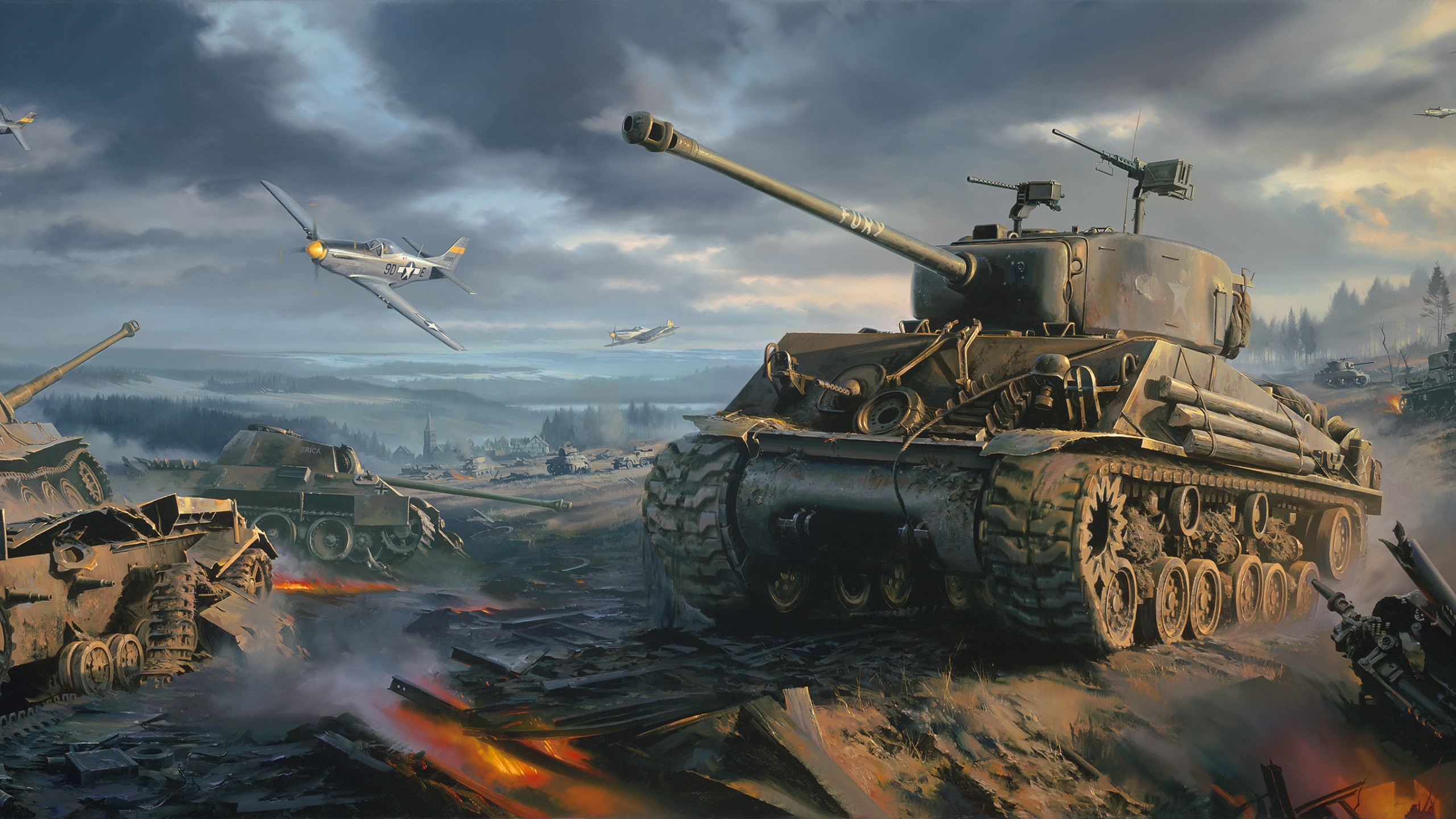 10 New Us Army Infantry Wallpaper Full Hd 1080p For Pc Desktop: M4 Sherman Full HD Wallpaper And Background Image