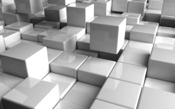 CGI - Cubes Wallpapers and Backgrounds ID : 64607
