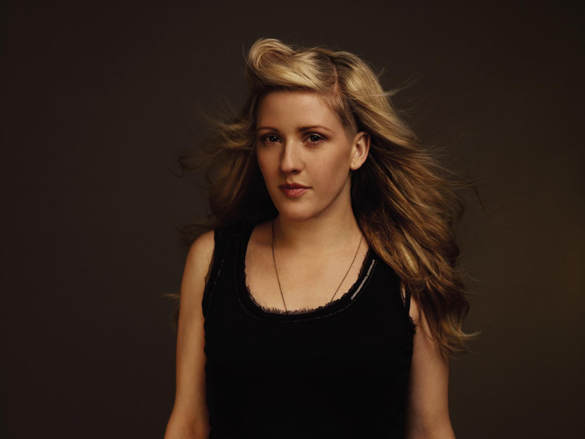 Ellie Goulding Full HD Wallpaper And Background Image