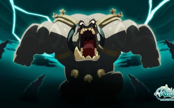 Anime Wakfu The World of Twelve Ogrest HD Wallpaper | Background Image