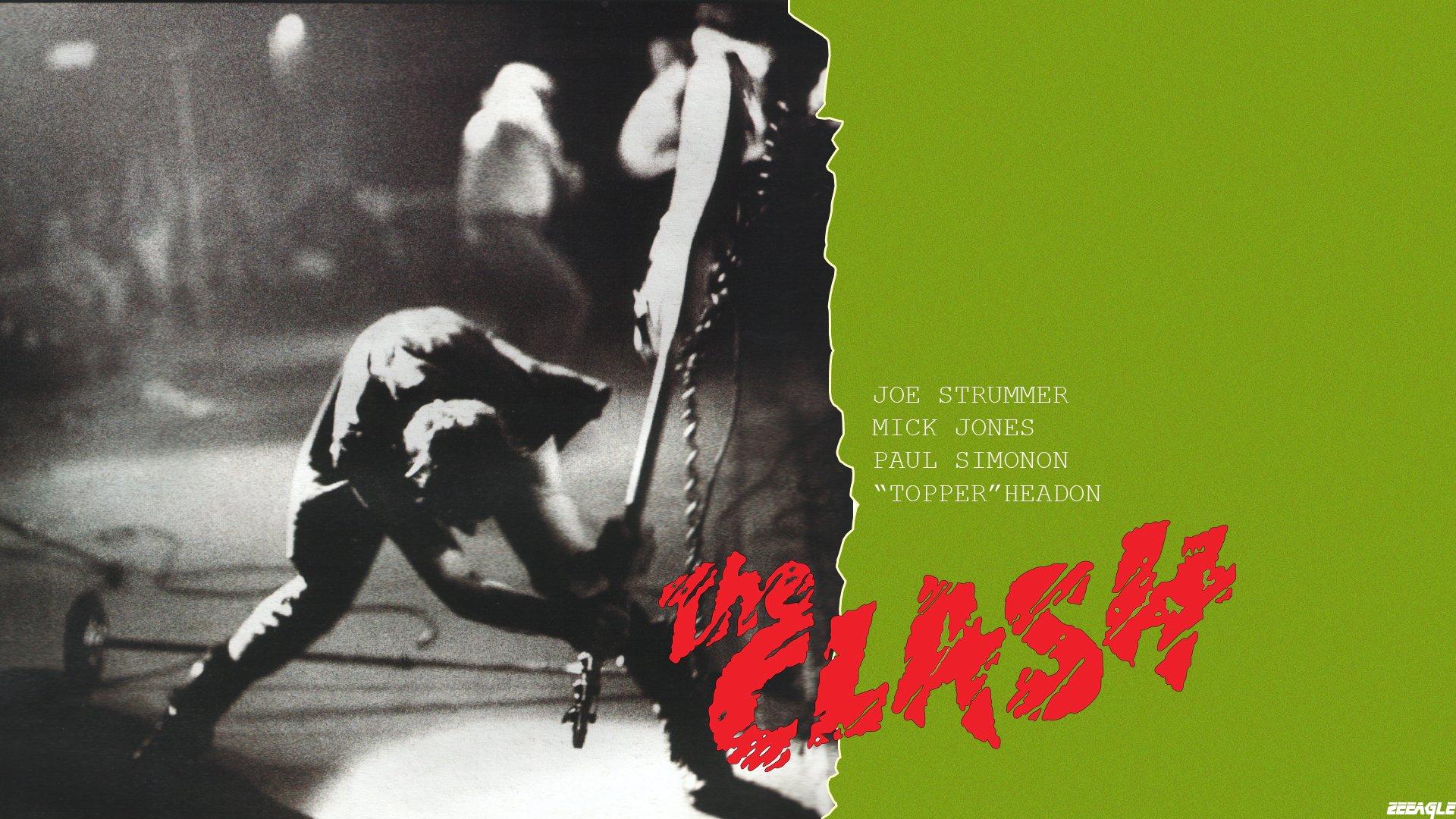 The Clash Full HD Fondo de Pantalla and Fondo de ...