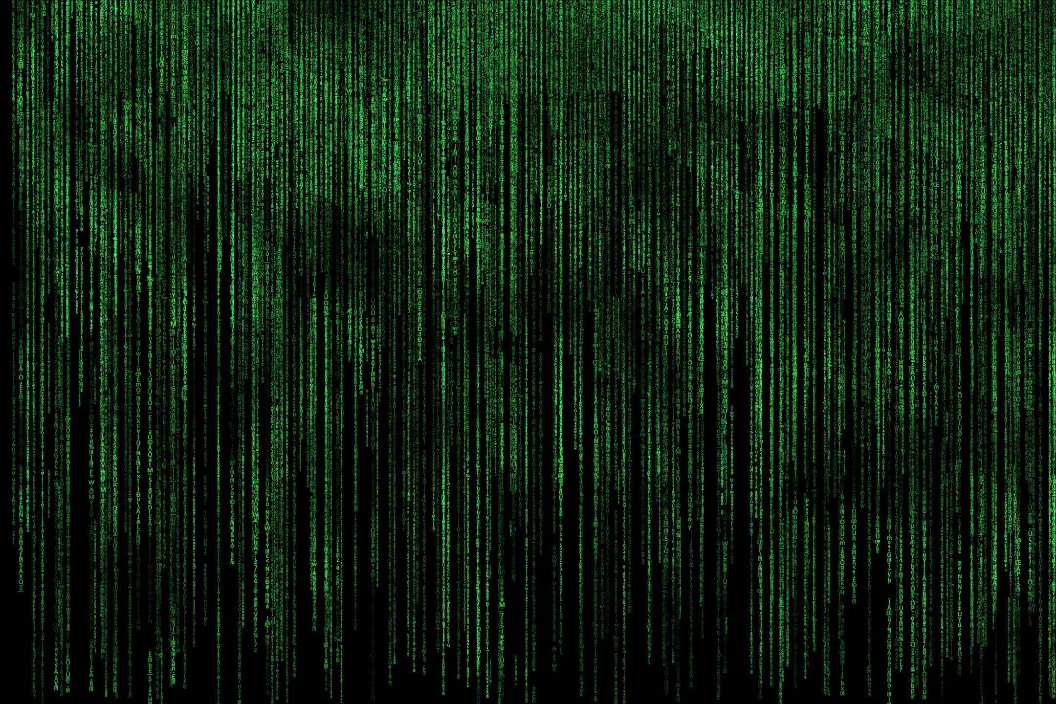 The Matrix Wallpapers Hintergrnde 2160x1440 ID649328
