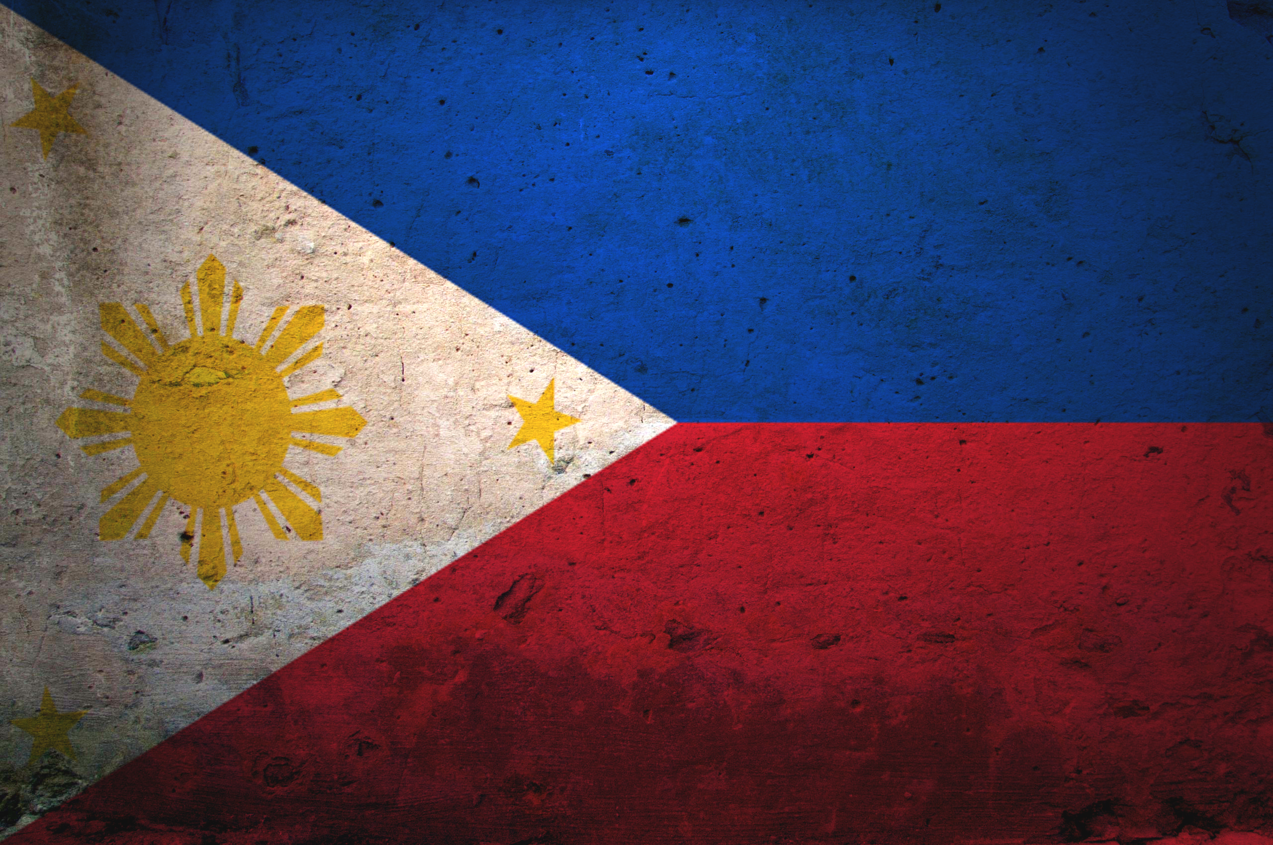 Flag Of The Philippine...
