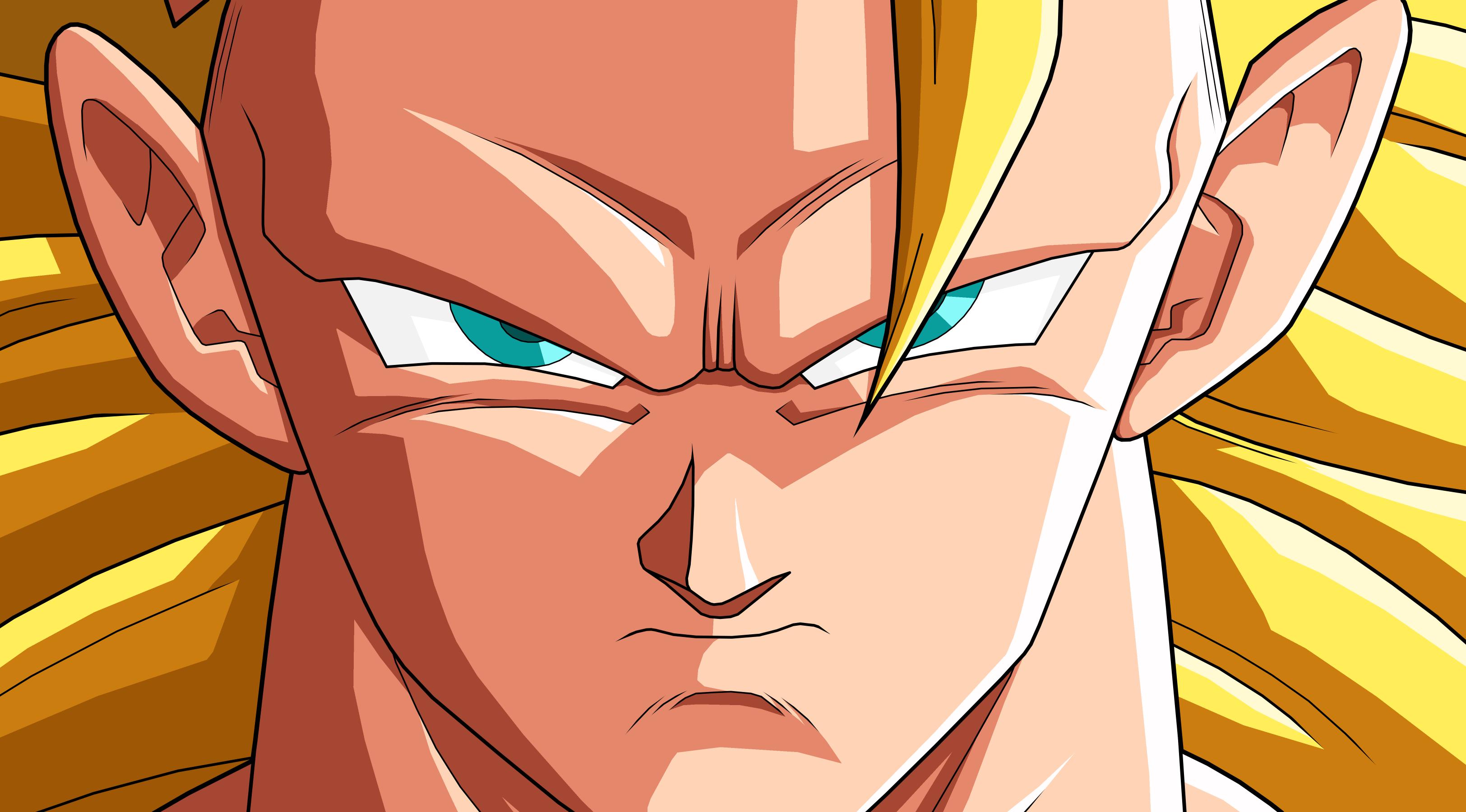 Goku ssj3 full hd papel de parede and background image - Papier peint dragon ball z ...