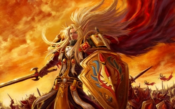 Компьютерная игра - World Of Warcraft Wallpapers and Backgrounds ID : 65185