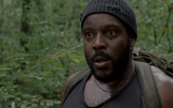 TV Show The Walking Dead Chad L. Coleman Tyreese Williams HD Wallpaper   Background Image