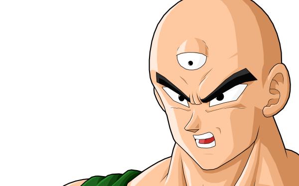 Anime Dragon Ball Z Dragon Ball Tien Shinhan HD Wallpaper | Background Image
