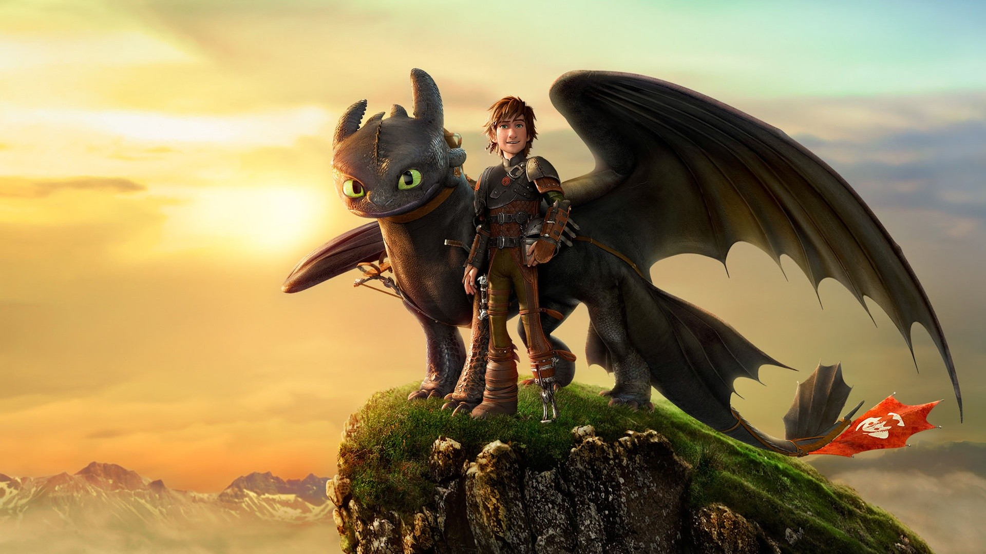 149 How to Train Your Dragon 2 HD Wallpapers | Background Images ...