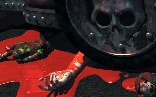 Video Game Carmageddon 64 HD Wallpaper | Background Image
