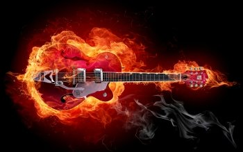 Musik - Gitar Wallpapers and Backgrounds ID : 65347